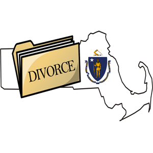 file divorce papers Massachusetts