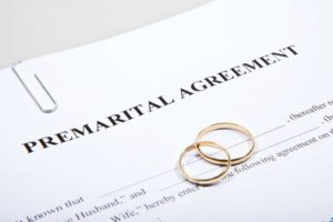 post-nuptial agreements in Massachusetts pre-nuptial agreement postnups prenups